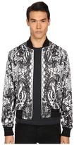 Just Cavalli Royal Batik Bomber Jacket