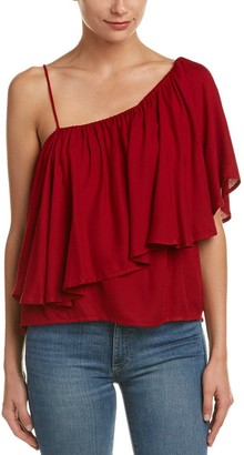 Ella Moss Women's Stella One Shoulder Top
