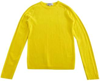 Carven \N Yellow Wool Knitwear for Women