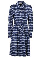 Tory Burch Belted Shirt Dress