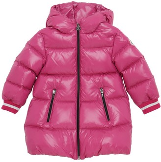 Moncler Gliere Laque Nylon Down Jacket