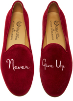 Del Toro M'O Exclusive: Never Give Up Slipper
