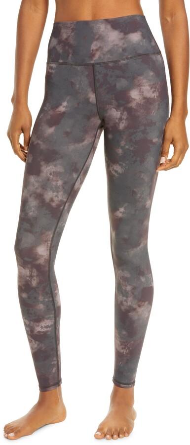 Alo Solarized Tie Dye High Waist Leggings