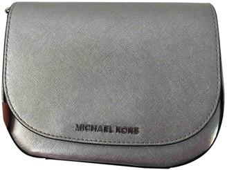 Michael Kors Metallic Leather Handbags