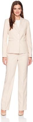 Le Suit LeSuit Women's END 2 Bttn Peak Lapel Pant