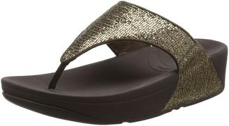 FitFlop Women's Lulu Superglitz Heels Sandals