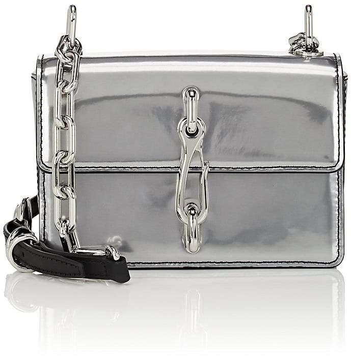 Alexander Wang Women's Hook Small Leather Crossbody Bag