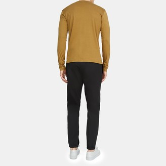 Theory Henley Shirt in Pima Cotton