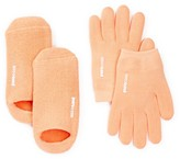 Pure Code Moisturizing Gel Gloves & Socks Gift Set - Peach