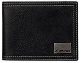 Quiksilver Men's Stitched Wallet