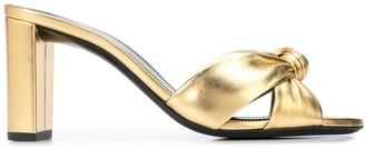 Saint Laurent Bianca sandals