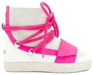INUIKII Flash Sneaker Pink