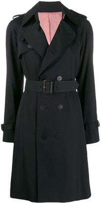 Jean Paul Gaultier Pre-Owned 2000s Belted trench coat