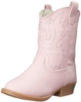 Baby Deer Hard Sole Western Boot (Infant/Toddler/Little Kid/Big Kid)