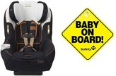 Maxi-Cosi Pria 85 Rachel Zoe Jet Set Special Edition Convertible Car Seat with Baby On Board Sign by