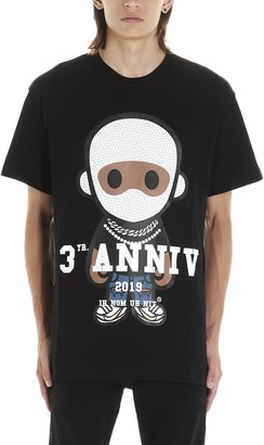Ih Nom Uh Nit future 3 Anniv T-shirt