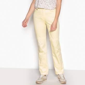 "Anne Weyburn Straight Low Waist Trousers, Length 30.5"""