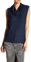 One Teaspoon Bobby Blue Cowl Tank