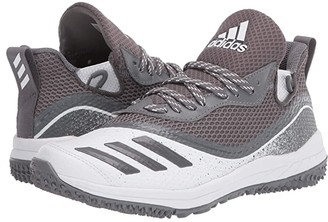 adidas Icon V Turf (Grey Four/Grey Four/Footwear White) Men's Shoes