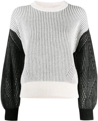 Kenzo Striped Wool Jumper
