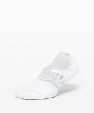 Lululemon Power Stride No Show Sock with Active Grip