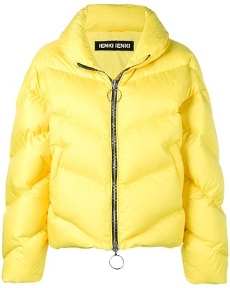 Ienki Ienki Zipped Puffer Jacket