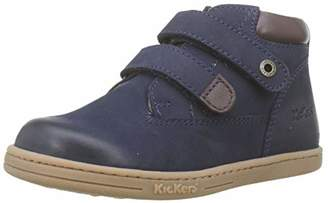 Kickers Baby Girls' Tackeasy Boots