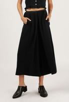 Azalea Wide Leg Pocketed Linen Pants