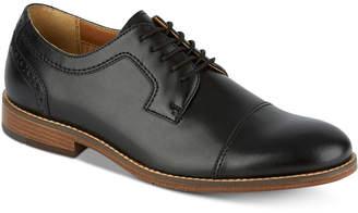 Dockers Men Rhodes Leather Cap-Toe Oxfords Men Shoes