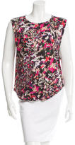 Isabel Marant Linen Printed Top