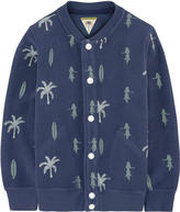 Scotch & Soda Reversible fleece sweatshirt