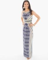 Chico's Exotic Ikat Maxi Dress