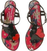 Vivienne Westwood Anglomania + Melissa Solar Women's Sandals