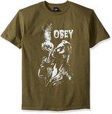 Obey Men's Gimme Danger T-Shirt