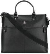 Vivienne Westwood slim laptop bag