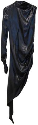 Misbhv Metallic Polyester Dresses