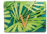 Versace Mini Jungle Print Virtus V Coin Purse