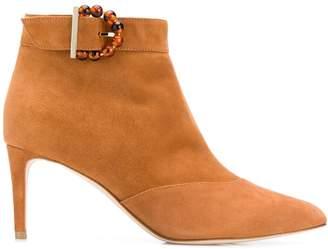 Chloé Gosselin Alex beaded buckle boots