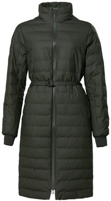 Rains Trekker W Insulated Longline Coat