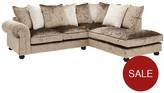 Laurence Llewellyn Bowen Scarpa Right-hand Corner Chaise Sofa