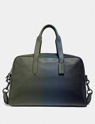 Coach Metropolitan Soft Carryall With Ombre