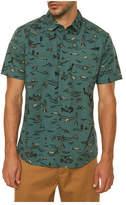 O'Neill Men's Squawk Short Sleeve Shirt