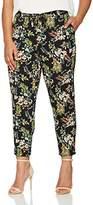 Evans Women's Print Trousers