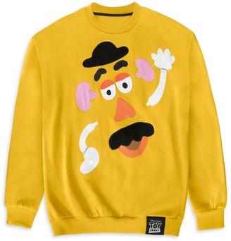 Disney Mr. Potato Head Sweatshirt for Adults Toy Story