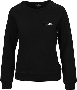 A.P.C. Item Print Sweatshirt