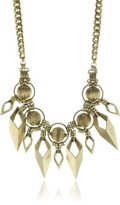 Auden Lunar Tribal Necklace, 24""