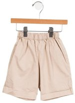 Oscar de la Renta Boys' Mid-Rise Knee-Length Shorts