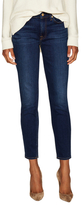 7 For All Mankind Gwenevere Denim Squiggle Ankle Jean