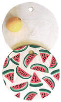 Deny Designs Zoe Wodarz Watermelon Wander Cutting Board