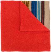 Drumohr striped knit scarf
